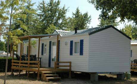 Louisiane Cabin 4/6 person