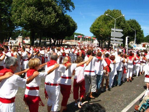 Fêtes de Bayonne Nouvelle Aquitaine